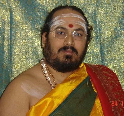 Challa Kashi Shastri. Hindu Vedic Priest